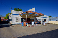Mudgee Abandoned Service Station - 2