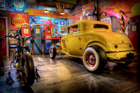 Yellow Deuce Coupe 2