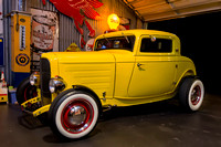 Yellow Deuce Coupe 5