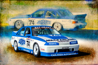 1990 Group A VL Commodore SS