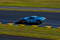 1984 Ford Gt40 Side View