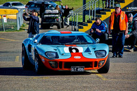 1984 Ford GT40 Front View