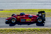 Ferrari 156/85 Side View