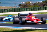 Formula 1 Ferrari at Phillip Island