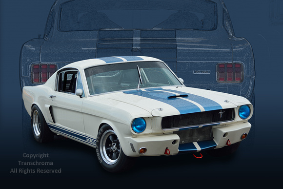 1966 Shelby GT350 Mustang